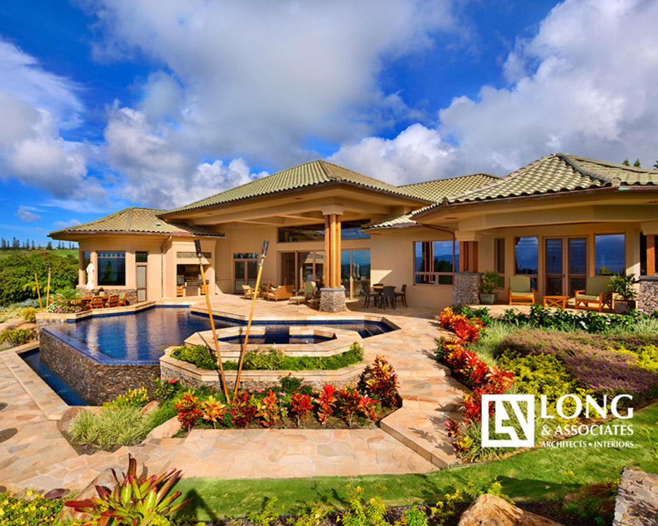 Hawaii architects and interior design longhouse design for Home plans hawaii